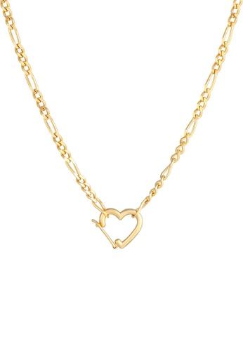 ELLI GERMANY gold Necklace Heart Gold Love Symbol 86690AC60EFC5DGS_1
