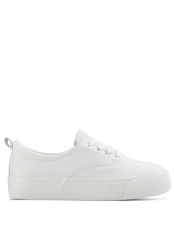 Twenty Eight Shoes white Platform Sneakers 16392 TW446SH40ZODHK_1