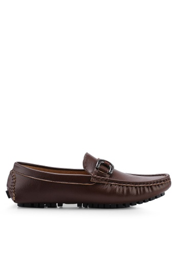 High Cultured brown Casual Loafers-337 977A7SHBD1A93BGS_1