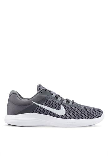 Nike grey Nike Lunarconverge 2 Shoes 03598SHE4B6C8CGS_1