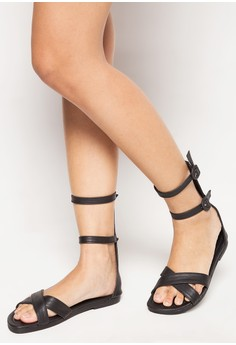 Dorka Flat Sandals