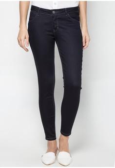 Super Low Waist Super Skinny Denim Pants