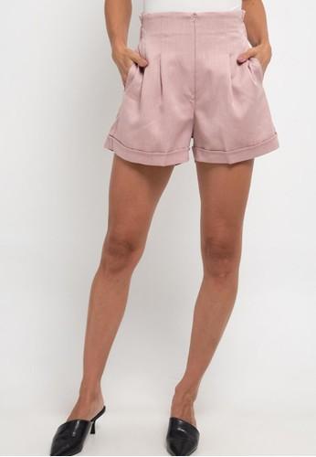 Korz pink KORZ Brielle Short Pant - Pink 7F65CAA5A7B242GS_1