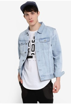 Brunswick Denim Trucker Jacket