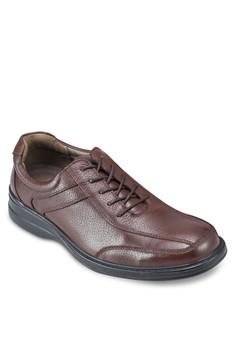 Thomason 3 Lace Up Loafers