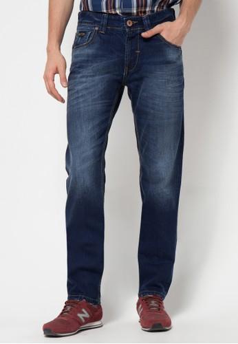 Lois Jeans blue Long Pant Denim LO391AA28UVNID_1