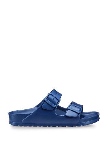 Birkenstock 海軍藍色 Arizona EVA 涼鞋 FFE53SH026DADFGS_1