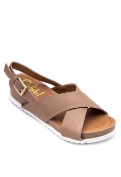 Thea Flat Sandals