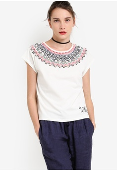 Buy WHITE T-SHIRTS Online | ZALORA Singapore