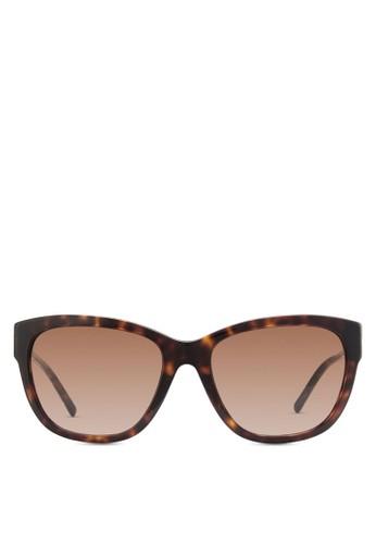 Gabardiesprit 面試ne 玳瑁方框太陽眼鏡, 飾品配件, 飾品配件