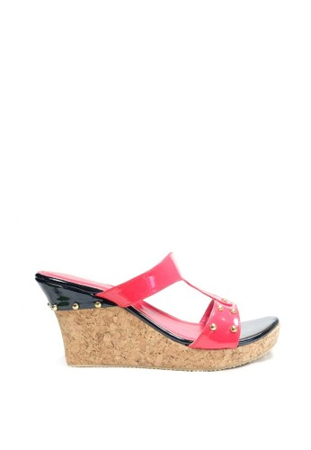 Beauty Shoes red Beauty Shoes 971 Wedges Red D1806SH8989E30GS_1