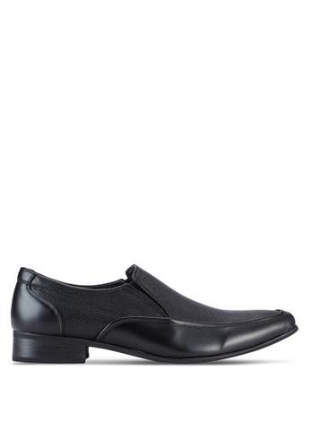 Knight black Business Shoes KN875SH99EQMMY_1
