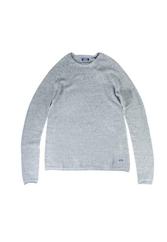 Jack & Jones grey Knit Sweater 28159KAC1814B8GS_1