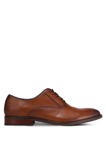 ALDO brown Eloie Oxford Dress Shoes AL087SH0RLN8MY_1