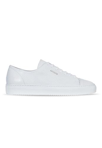 Axel Arigato Cap-toe Sneaker 白色洞洞皮革 C624CSH11B703EGS_1