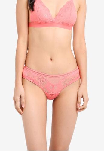 Cotton On Body pink Frankie Frill Brasiliano Briefs CO561US0SIJ1MY_1