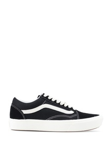 vans old skool black zalora