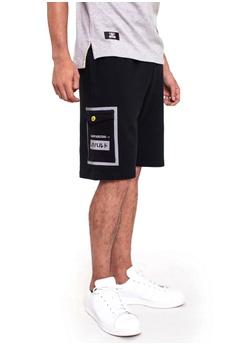 83a4d4729a93a Reoparudo black RPD 331 Edition Sweat Shorts (Black) 0DBE2AAF67C850GS 1