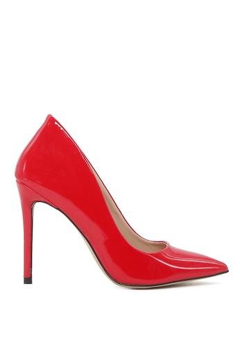London Rag red Red Stiletto Heels E2872SHEE6ED5EGS_1