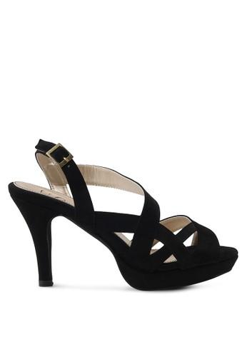 Farish Shoes black Terra Heels FA632SH47YCUID_1