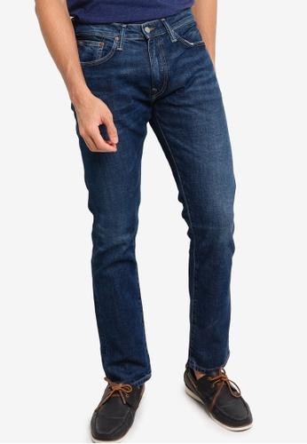 Polo Ralph Lauren blue 5-Pocket Denim Jeans 470CAAAFB9F3E0GS_1