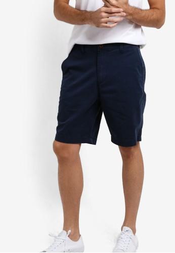 Hollister navy Core Shorts HO422AA51OZOMY_1