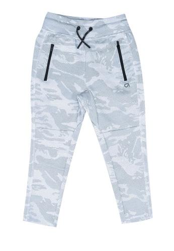 GAP white Fit Tech Pants 4D4E9KA2DB0699GS_1