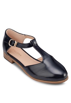 T-Strap Mid Heel Mary Janes
