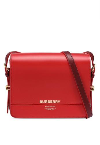 Burberry red Small Grace Shoulder Bag (zt) D74E6AC386D4B8GS_1