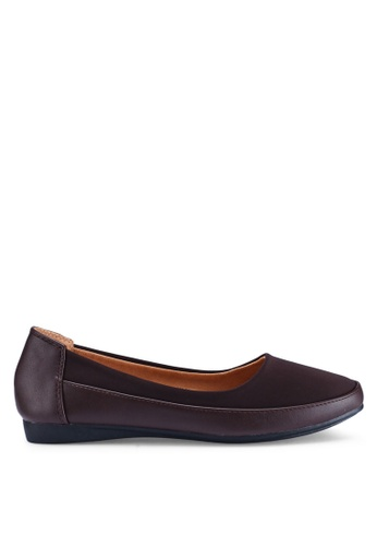 Louis Cuppers brown Casual Flats 64A40SHC97C7D1GS_1