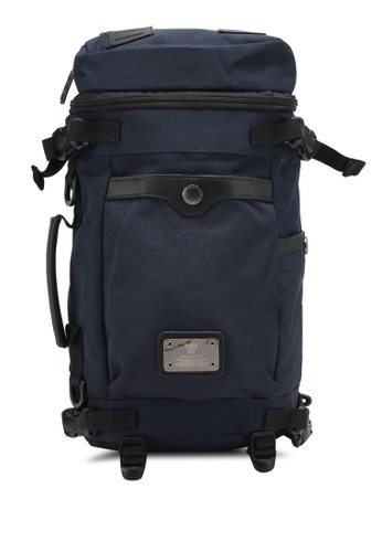 Buy High Cultured Water-Proof Nylon Backpack Online on ZALORA ...