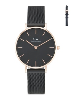 f0f78007179a Daniel Wellington Combo Box-Ashfield Watch 32mm + Sheffield Strap S   318.00. Sizes One Size