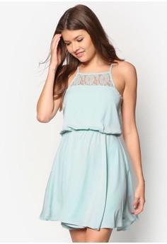 Love Lace Yoke Dress
