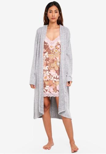 Cotton On Body grey Super Soft Cardigan 34725AA0A10ED3GS_1