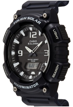 abd0f377b 29% OFF Casio Casio Men's AQ-S810W-2A2VDF Tough Solar Analog-Digital Display  Dark Blue Watch RM 295.00 NOW RM 208.00 Sizes One Size