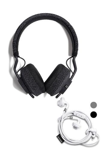 Adidas Headphones grey ADIDAS BT headphone RPT-01 (Free Urbanears Sumpan - Random Color) 534DCAC2F5BCDEGS_1