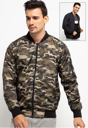 Ocean Pacific black Men's Jacket Taslan 099E8AA27258C4GS_1