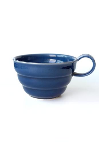Your Lagom blue Honeycomb XL Mug 38F1CHL0F7EF73GS_1