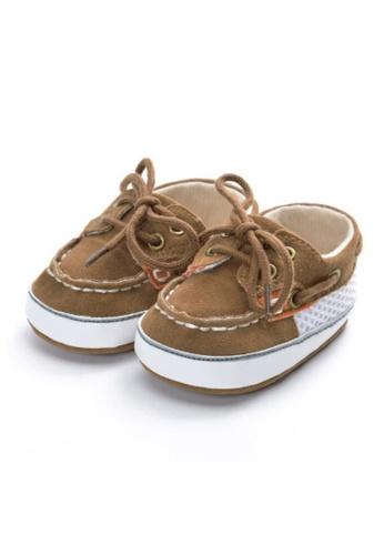 RAISING LITTLE brown Owen Shoes - Brown 4FD8FKS8782BF8GS_1