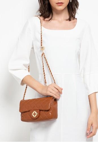 Aamour brown Anahita Bag 50CCCAC637F22FGS_1