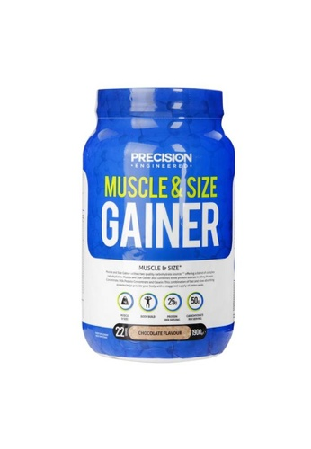 Holland & Barrett Precision Engineered Muscle & Size Gainer Chocolate 1.9kg 50802ESEC106C9GS_1
