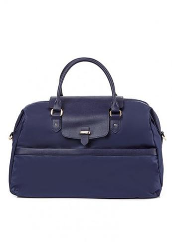 Lipault blue Lipault Plume Avenue Duffle Bag 6682FAC8125485GS_1