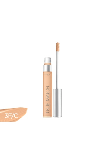 L'Oréal Paris beige True Match The One Liquid Concealer 3RC Rose Beige 7F791BE22CBFF9GS_1