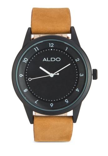 buy aldo watches for men online zalora singapore aldo brown pasciana watch al087ac67fiamy 1