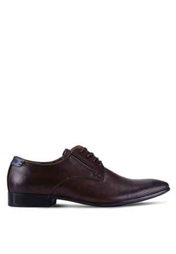 8e80930cd892 ALDO brown Eegelwin Derby Shoes 37E13SH79BC2F3GS 1