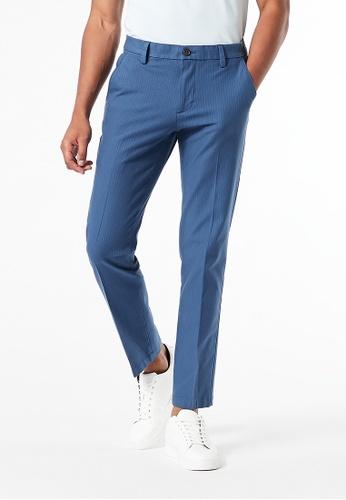 Dockers blue Dockers Slim Tapered Fit Workday Khaki Smart 360 Flex Pants Men 36272-0041 EFAE8AA2372CEDGS_1