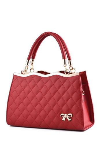 TCWK red Ladies Handbag TC258AC73ZPQMY_1