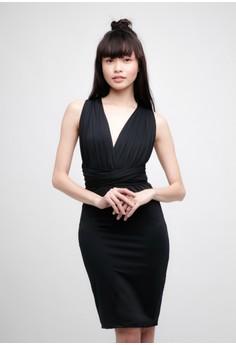 Infinity Bodycon Dress