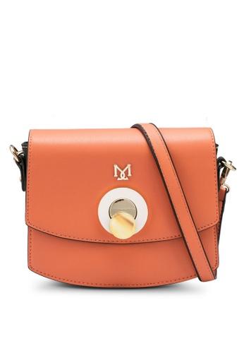 Megane orange Leala Bag 7D79DAC74CEAA8GS_1