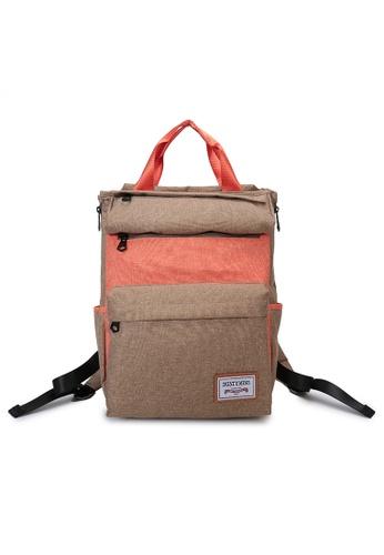 DUSTY orange Twin-bag(L) 3B644AC929F61AGS_1